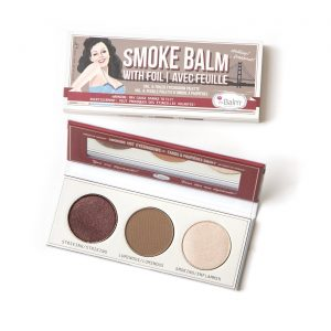 Smoke Balm Vol. 4 Foiled Eyeshadow Palette