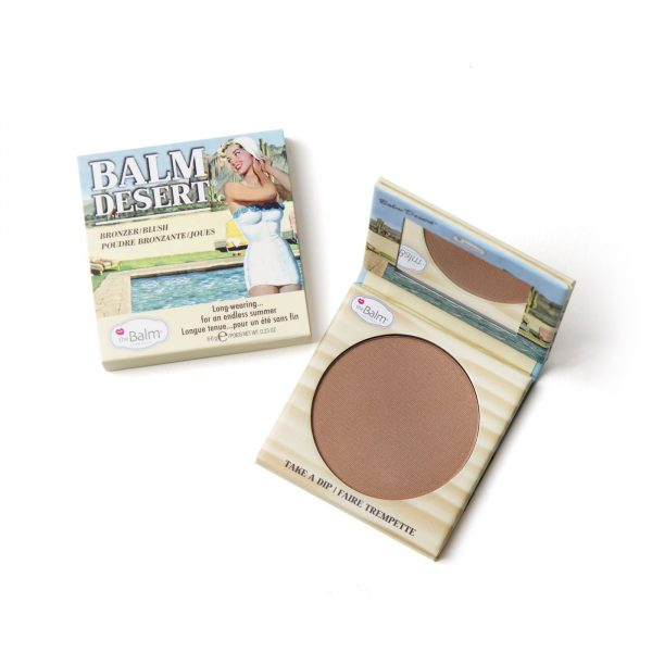 The Balm Balm Desert Bronzer Blush