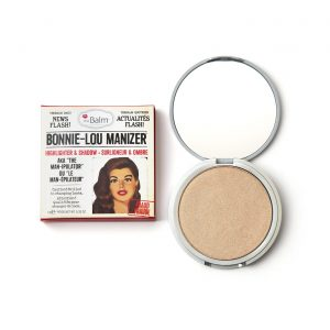 The Balm Bonnie-Lou Manizer Highlighter & Shadow