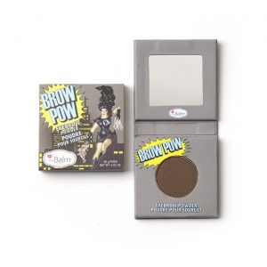 The Balm Brow Pow Eye Brow Powder – Dark Brown