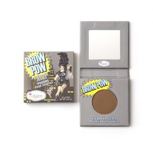 The Balm Brow Pow Eye Brow Powder – Light Brown