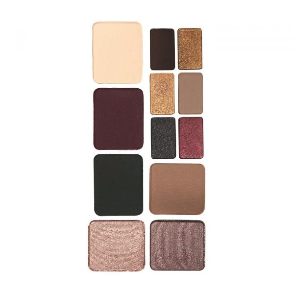 The Balm Magnetc Personality Magnetic Palette, Eyeshadows Included