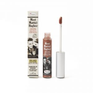 The Balm Meet Matt(e) Hughes – Charismatic