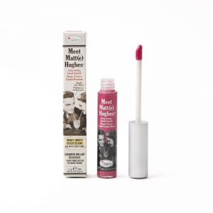 The Balm Meet Matt(e) Hughes –  Chivalrous