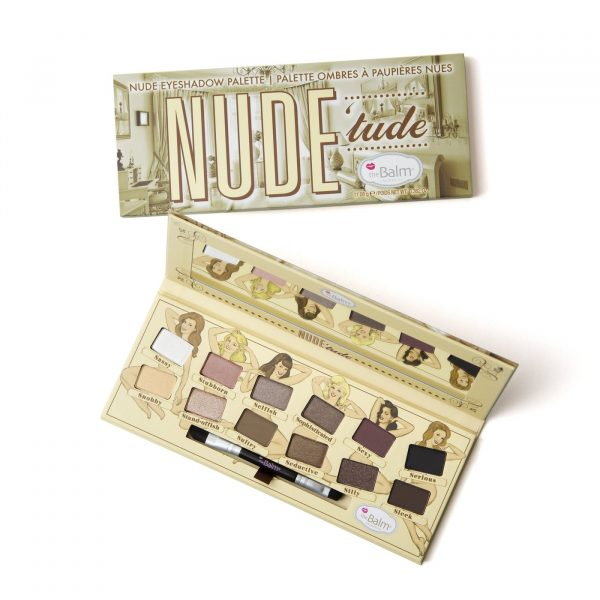 The Balm Nude'Tude Eyeshadow Palette 12 Färger ( Ett Set )