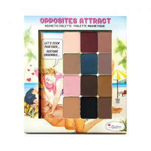 The Balm Opposites Attract Magnetic Palette, Eyeshadows Included