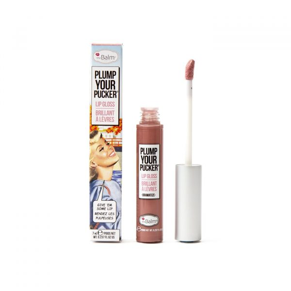 The Balm Plump Your Pucker Lip Gloss - Dramatize