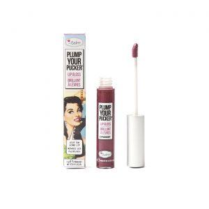 The Balm Plump Your Pucker Lip Gloss – Extravagant