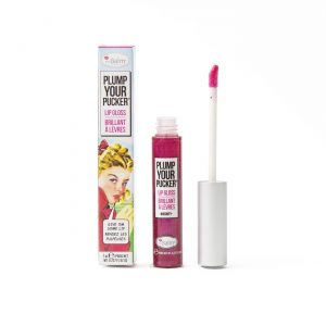 The Balm Plump Your Pucker Lip Gloss – Magnify
