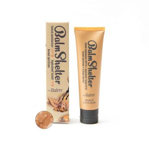 The Balm BalmShelter Tinted Moisturizer with SPF 18 – Dark
