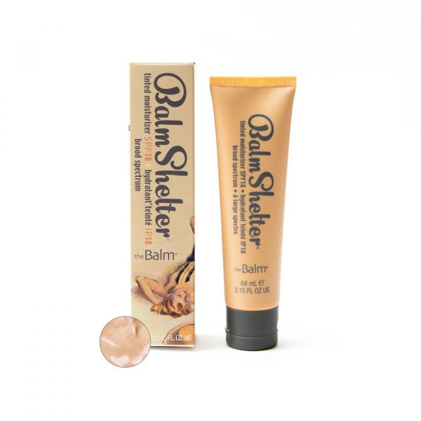 The Balm BalmShelter Tinted Moisturizer with SPF 18 - Light Medium