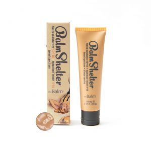 The Balm BalmShelter Tinted Moisturizer with SPF 18 – Medium Dark