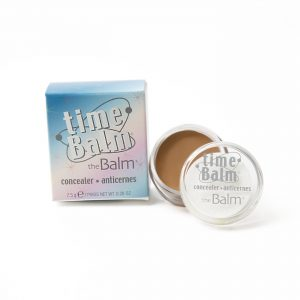 The Balm TimeBalm Concealer Full Coverage Concealer for Dark Circles & Spots – Dark