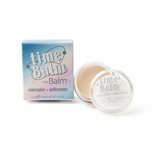 The Balm TimeBalm Concealer Full Coverage Concealer for Dark Circles & Spots – Light