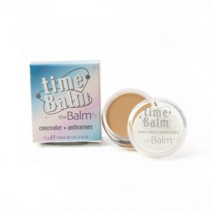 The Balm TimeBalm Concealer Full Coverage Concealer for Dark Circles & Spots – Mid Medium